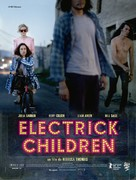 Electrick Children - French Movie Poster (xs thumbnail)