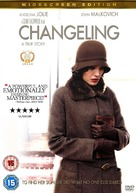Changeling - British Movie Cover (xs thumbnail)