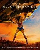 Wonder Woman - Mexican Movie Poster (xs thumbnail)