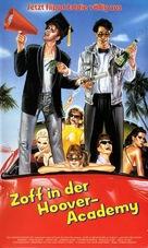 Making the Grade - German VHS cover (xs thumbnail)