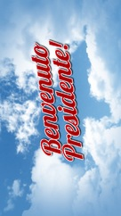 Benvenuto Presidente! - Italian Logo (xs thumbnail)