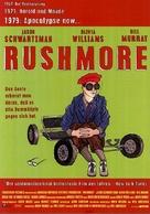 Rushmore - German Movie Poster (xs thumbnail)