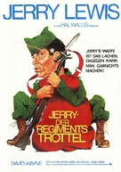 The Sad Sack - German Movie Poster (xs thumbnail)