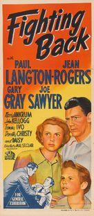 Fighting Back - Australian Movie Poster (xs thumbnail)