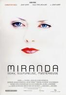 Miranda - French Movie Poster (xs thumbnail)