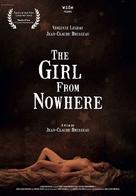 La fille de nulle part - British Movie Poster (xs thumbnail)