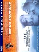 Antwone Fisher - British poster (xs thumbnail)