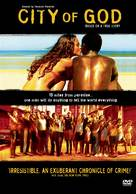 Cidade de Deus - DVD movie cover (xs thumbnail)