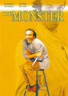 Il mostro - DVD cover (xs thumbnail)