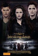 The Twilight Saga: Breaking Dawn - Part 2 - Australian Movie Poster (xs thumbnail)