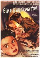 A Bullet Is Waiting - German Movie Poster (xs thumbnail)