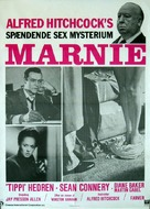Marnie - Danish Movie Poster (xs thumbnail)