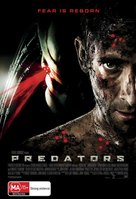 Predators - Australian Movie Poster (xs thumbnail)