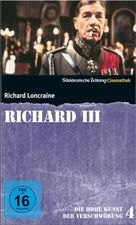 Richard III - German Movie Cover (xs thumbnail)