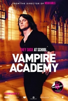 Vampire Academy - Canadian Movie Poster (xs thumbnail)