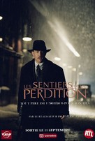 Road to Perdition - French Movie Poster (xs thumbnail)