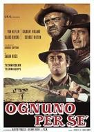 Ognuno per sé - Italian Movie Poster (xs thumbnail)