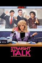 Straight Talk - DVD cover (xs thumbnail)