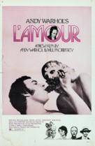 L'Amour - Movie Poster (xs thumbnail)