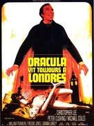 The Satanic Rites of Dracula - French Movie Poster (xs thumbnail)