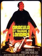 The Satanic Rites of Dracula - French Movie Poster (xs thumbnail)