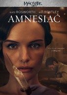 Amnesiac - DVD movie cover (xs thumbnail)