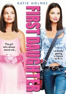 First Daughter - Australian DVD movie cover (xs thumbnail)