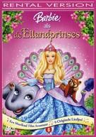 Barbie as the Island Princess - Belgian Movie Cover (xs thumbnail)