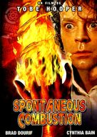 Spontaneous Combustion - French DVD movie cover (xs thumbnail)