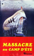 Sleepaway Camp - French Movie Poster (xs thumbnail)