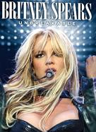 Britney Spears: Unbreakable - DVD movie cover (xs thumbnail)