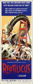 Reptilicus - Movie Poster (xs thumbnail)