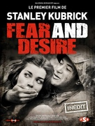 Fear and Desire - French Movie Poster (xs thumbnail)