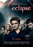 The Twilight Saga: Eclipse - Chilean Movie Poster (xs thumbnail)
