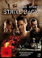 """Strike Back"" - German DVD cover (xs thumbnail)"