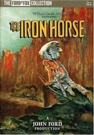 The Iron Horse - Movie Cover (xs thumbnail)