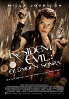 Resident Evil: Afterlife - Turkish Movie Poster (xs thumbnail)