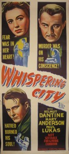 Whispering City - Australian Movie Poster (xs thumbnail)