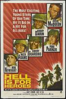Hell Is for Heroes - Movie Poster (xs thumbnail)