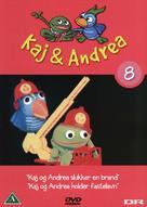 """""""Kaj og Andrea"""" - Danish DVD movie cover (xs thumbnail)"""