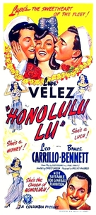 Honolulu Lu - Australian Movie Poster (xs thumbnail)