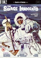 The Savage Innocents - British Movie Cover (xs thumbnail)