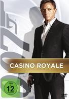 Casino Royale - German DVD cover (xs thumbnail)