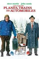 Planes, Trains & Automobiles - DVD movie cover (xs thumbnail)