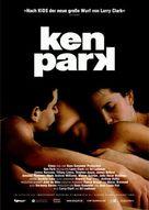 Ken Park - German poster (xs thumbnail)