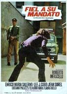 La polizia sta a guardare - Spanish Movie Poster (xs thumbnail)