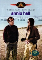 Annie Hall - DVD cover (xs thumbnail)