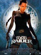 Lara Croft: Tomb Raider - French Movie Poster (xs thumbnail)