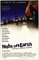 Night on Earth - Movie Poster (xs thumbnail)