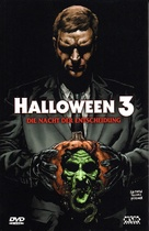 Halloween III: Season of the Witch - Austrian DVD cover (xs thumbnail)